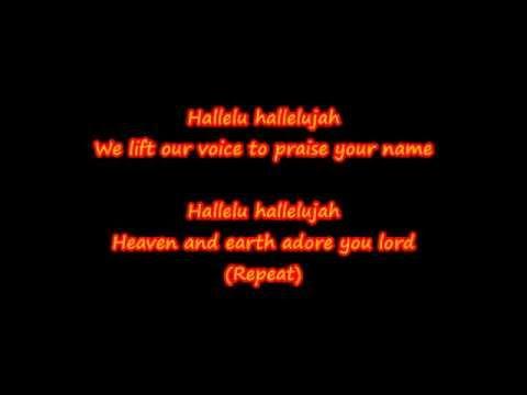 Frank Edward - Hallelujah (Lyrics Video)