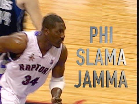 Phi-Slama-Jama - Olajuwon & Vince Carter