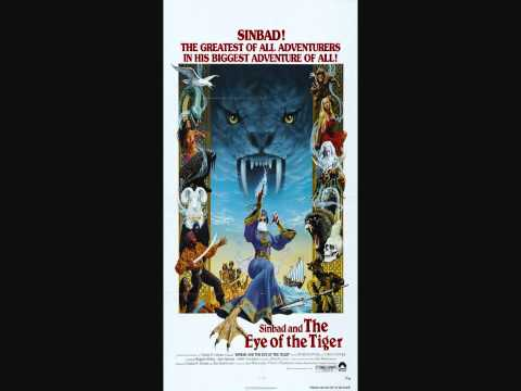 Roy Budd - Snow Trek (Sinbad And The Eye Of The Tiger)