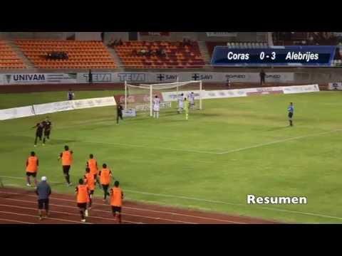 Coras FC vs Alebrijes Jornada 13