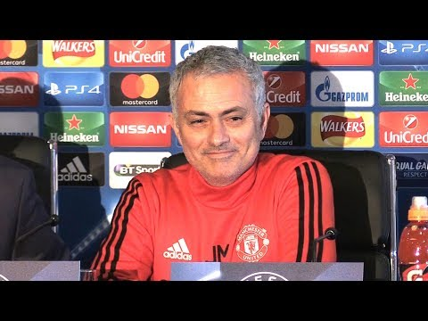 Jose Mourinho Full Pre-Match Press Conference - Manchester United V CSKA Moscow - Champions League