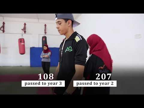 Bridge Palestine Program - First Cohort