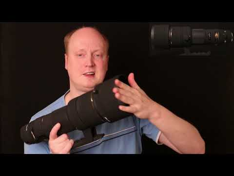Sigma 500mm F4.5 DG HSM Prime Lens Review Part 2
