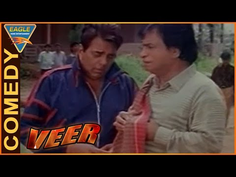 Veer Movie || Dharmendra, Kader Khan Act To Get Money Comedy || Dharmendra || Eagle Hindi Movies