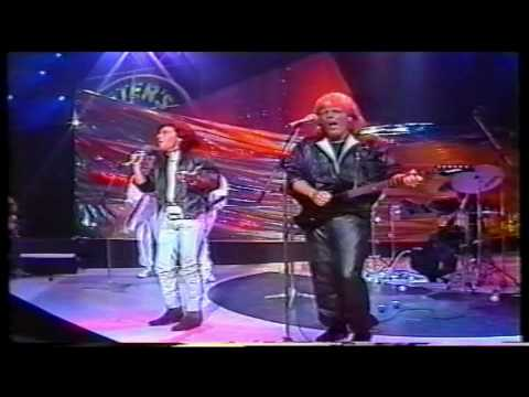 Peter's pop show 1985 Modern Talking.