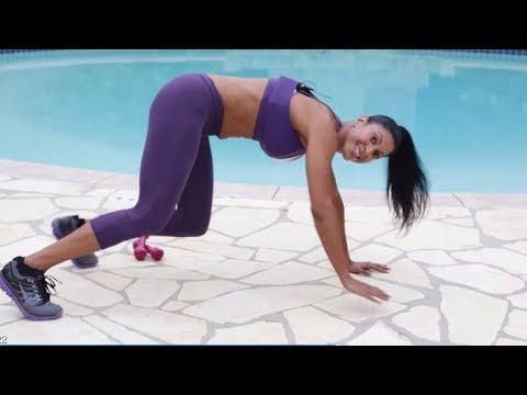 High Intensity Interval Workout 30 Minute Fat Burner