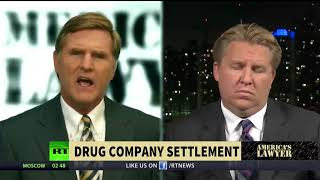 Mike talks with attorney Daniel Nigh about a Japanese drugmaker agreeing to pay up to 300 million dollars to settle 2,000 U.S. cases against them..Find RT America in your area: http://rt.com/where-to-watch/Or watch us online: http://rt.com/on-air/rt-america-air/Like us on Facebook http://www.facebook.com/RTAmericaFollow us on Twitter http://twitter.com/RT_America