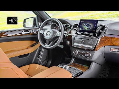 2017 Mercedes-Benz GLS-Class 350d 4matic SUV Interior Design HD