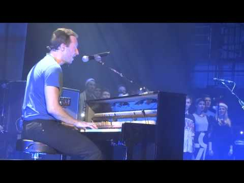 Coldplay 'White Christmas' at Under 1 Roof at Eventim Apollo in London on 12/19/2013