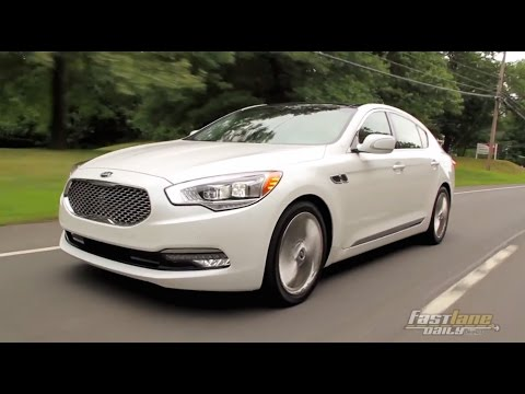2015 Kia K900 Review – Fast Lane Daily