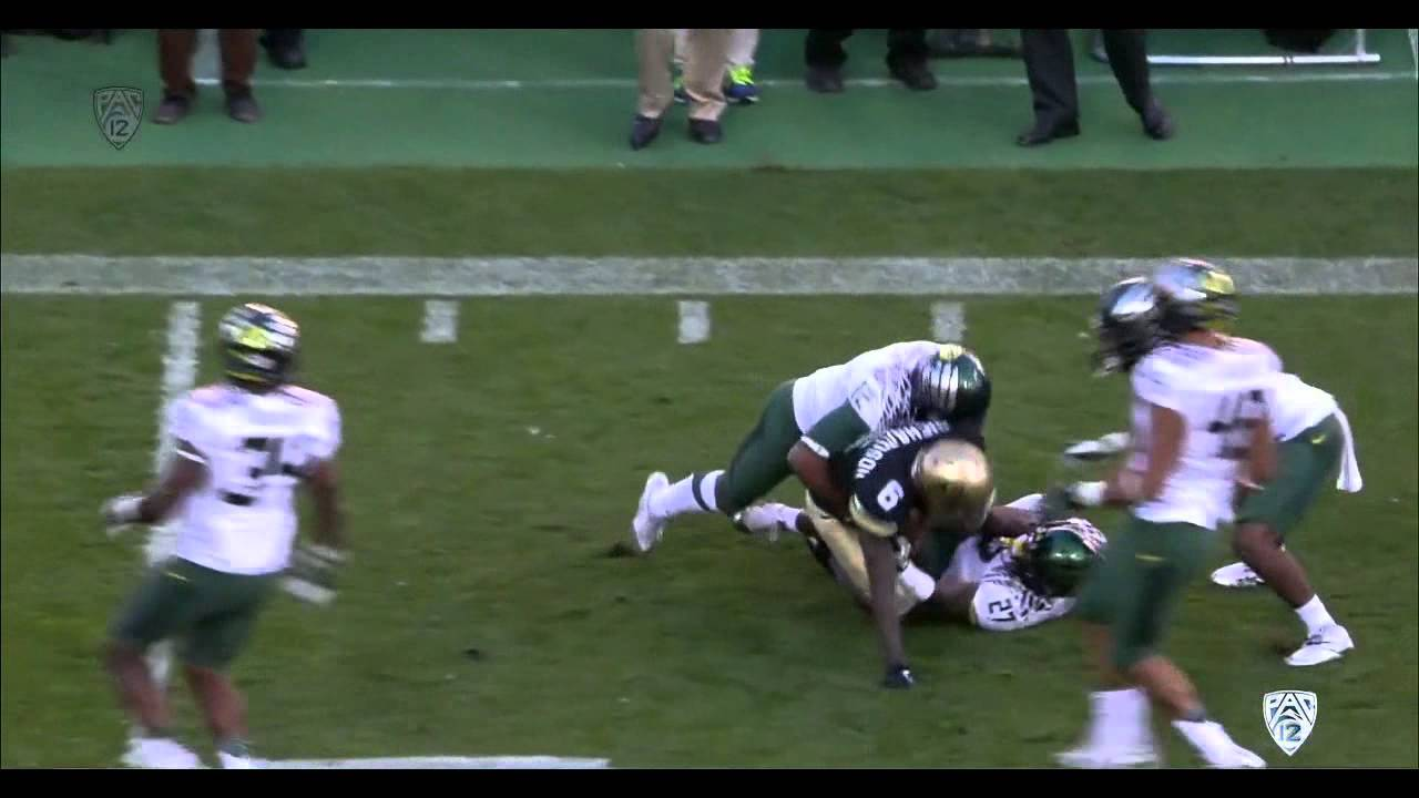 Paul Richardson vs Oregon (2013)