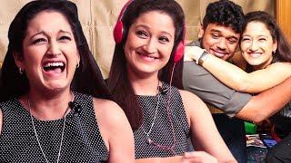 Video Pppaahh! Actress Laila is Back ! - MARANA Seidhal in Kiss Me, Hug me, Slap me Game MP3, 3GP, MP4, WEBM, AVI, FLV Januari 2019