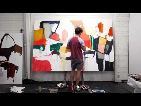 Waldemar Kolbusz Painting Time-lapse