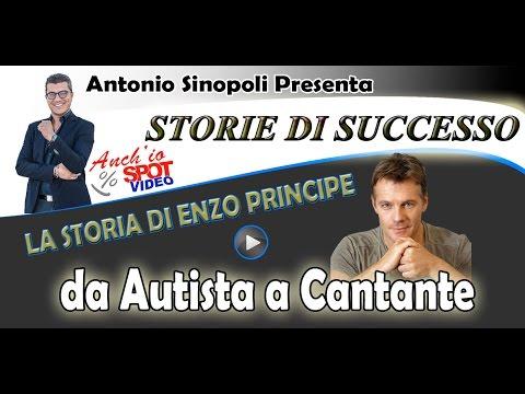 La storia di successo di Enzo Principe
