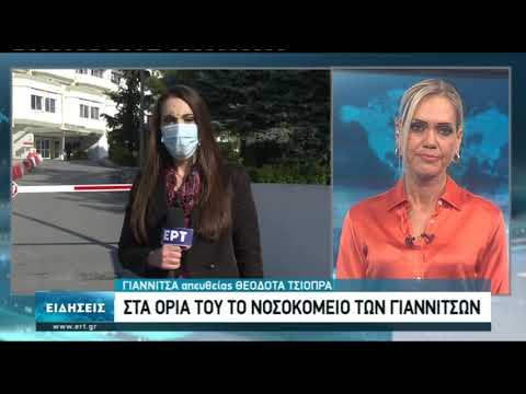 Στα όριά του το νοσοκομείο Γιαννιτσών | 06/11/2020 | ΕΡΤ