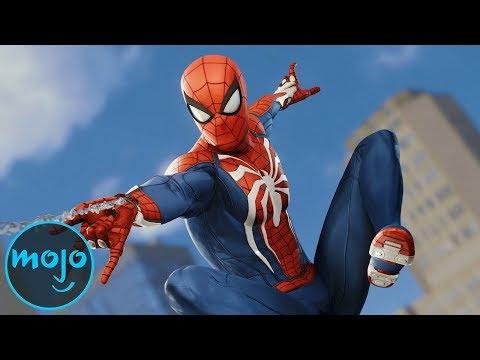 Top 10 Best Video Games of 2018