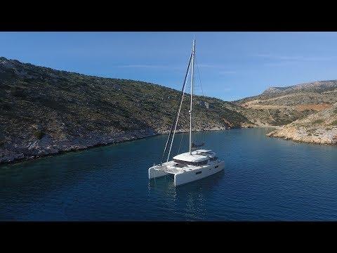 Small Cyclades - Sailing Greatcircle (ep.64)