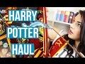 HARRY POTTER HAUL