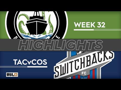Tacoma Defiance - Колорадо Спрингс 2:0. Видеообзор матча 13.10.2019. Видео голов и опасных моментов игры