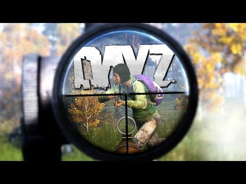 DayZ 0.63 New Content - Scopes/Guns/Jumping/Weapon Loading!