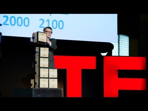 Hans - http://www.ted.com Hans Rosling had a question: Do some religions have a higher birth rate than others -- and how does this affect global population growth? ...