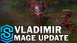 Thông tin chi tiết về bộ kỹ năng mới của Vladimir