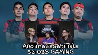 OBS Gaming Team Analysis by MPL - PH casters