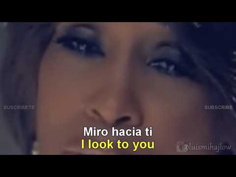 Whitney Houston - I Look To You [Lyrics English - Español Subtitulado]