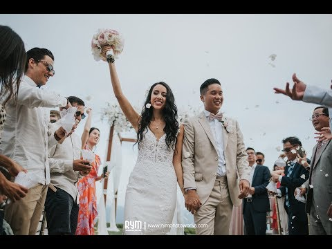 Highlight of Josy + Titania | Bali Wedding