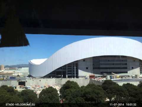 webcam stade velodrome}