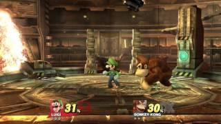 What if Luigi was actually Fox?