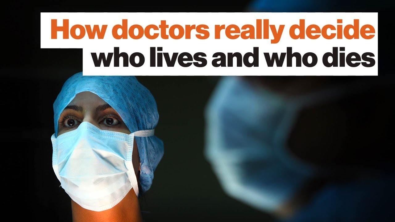 How doctors really decide who lives and who dies | Matt McCarthy | Big Think
