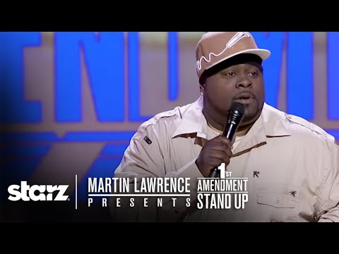 1st Amendment Stand Up - Baldhead Phillips
