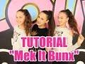 Download Lagu Mek It Bunx TUTORIAL Choreography by: Shaked David TUTORIAL Mp3 Free