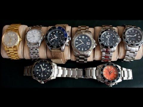 Eight Best Sport Watches EVER!