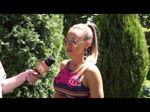 Видео репортаж и интервю с Лора Караджова от клуб Oxygen