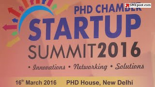 SMEpost | News Flash | Start Up Summit 2016 at PHD Chamber of Commerce