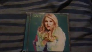 Meghan Trainor - Title (Deluxe Edition) Unboxing