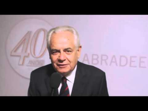 Abradee 40 Anos - Marcelo Rocha   Dr Presidente Energisa Mato Grosso  do Sul