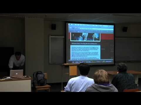 Loyola University Music Industry Class – Music Marketing w/ Billy O'Connell (3/8)