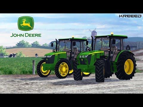 John Deere 5085M v1.0