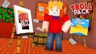 EPIC CRAYON PRANK - Troll Pack! #18
