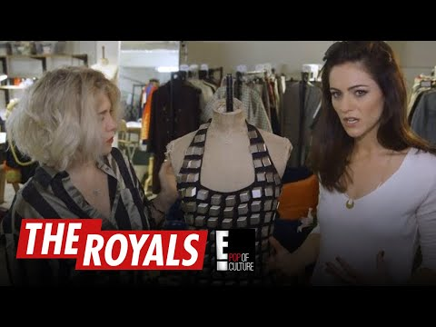 """The Royals"" Alexandra Park's Season 4, Ep. 5 Favorite Look 