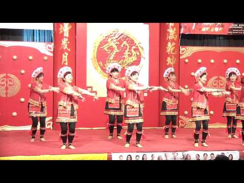 Sharon Dance Group @ 2013 Asian American Expo (pt. 7)