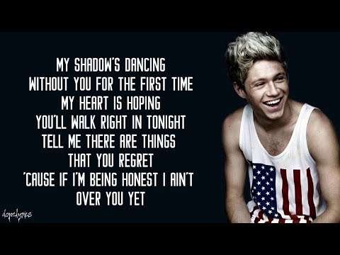 Niall Horan - Too Much To Ask (Lyrics)