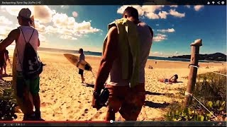 Byron Bay Australia  City pictures : Backpacking- Byron Bay (GoPro ) HD
