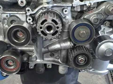 Subaru Owner Tips: Timing Belt Idlers