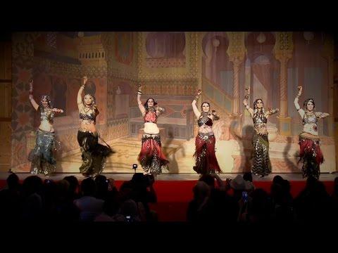 Datura and Rachel Brice: Tribal Fest 15 (TF15) (видео)