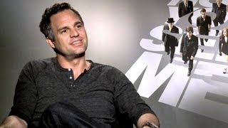 Mark Ruffalo Interview - Now You See Me (HD) JoBlo.com