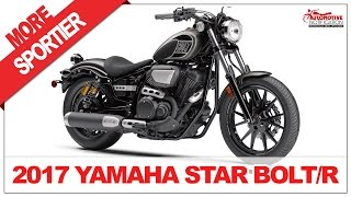 10. READY FOR TOURING!! 2017 Yamaha Star Bolt and Bolt R Price Specification Review